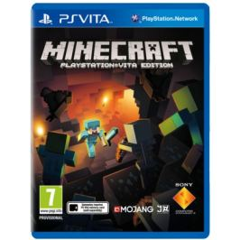 SONY PS Vita hra Minecraft