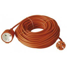 Prodlužovací kabel spojka 40m oranžový