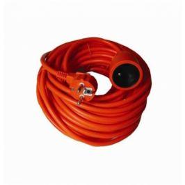 EMOS Prodlužovací kabel 30m oranžový