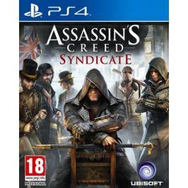 PS4 - Assassin's Creed: Syndicate Speciální Edice CZ