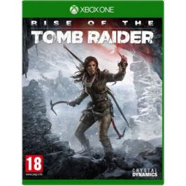 Xbox One - Rise of the Tomb Raider (PD5-00017)