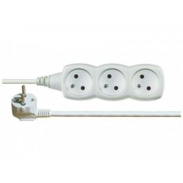 Emos prodlužovací kabel P0313R 3m 3 zásuvky
