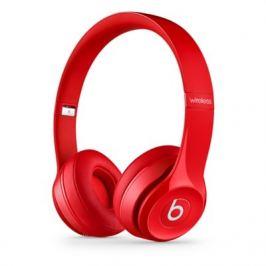 Beats Solo 2 Wireless, červená - MHNJ2ZM/A