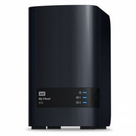 Western Digital My Cloud EX2 4TB WDBVKW0040JCH-EESN