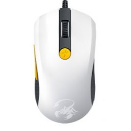 Genius GX Gaming Scorpion M8-610 bílo-žlutá (31040064103)