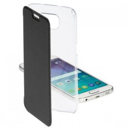 Vivanco flip pouzdro pro Samsung Galaxy S6, černá