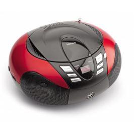 Lenco SDC-37 USB, červené