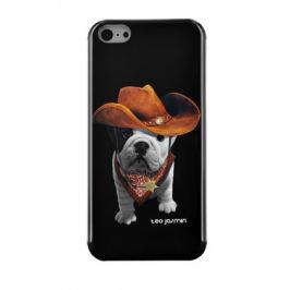 Bigben Kryt pro IPHONE 5/5c/5s Teo Cowboy černá
