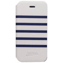 Bigben Folio pro IPHONE 5c Marine,bíla/modrá