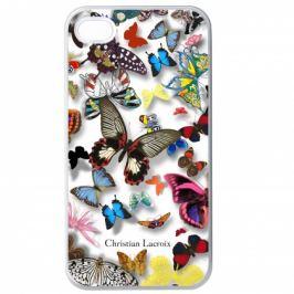 Bigben kryt pro iPhone 6/6s Butterfly 3D, bílá