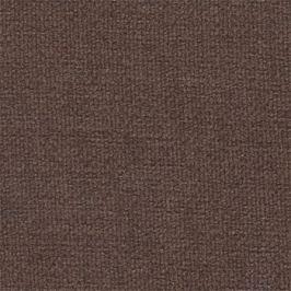 Toulouse - roh levý (emotion enoa fashion braun/kovové nohy)