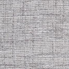 Toulouse - roh levý (emotion samson silver - 140212/kovové nohy)