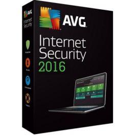 AVG Internet Security 2016, 3 lic. 1 rok (ISCEN12DCZS003)
