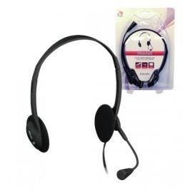 Trust Primo Headset - Black Headsety, náhlavní soupravy