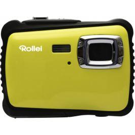 Rollei outdoor sportovní kamera Sportsline 65, žlutá (obal v bale