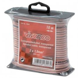 Vivanco Audio/Videokabel 10m 1,5mm 18246