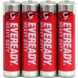 ENERGIZER Alkalické tužkové baterie Eveready R03/4 Shrink 4xAAA