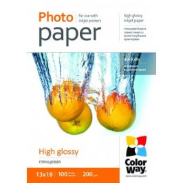 Colorway fotopapír/high glossy 200g/m2,13x18/100 ks (PG2001005R)