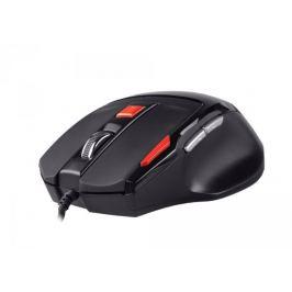 Natec Genesis G55 herní optická myš, 2000 DPI, USB, černá