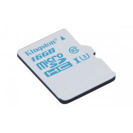 Kingston Action Card Micro SDHC 16GB UHS-I U3 SDCAC/16GBSP