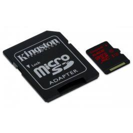 Kingston MicroSDXC 64GB UHS-I U3 (90MB/s) (SDCA3/64GB)