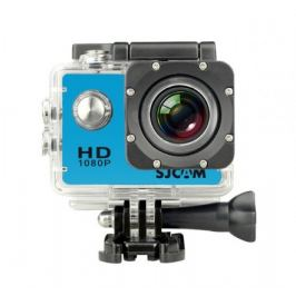 SJCAM SJ4000 WIFI sportovní kamera - modrá