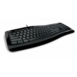 Microsoft Comfort Curve Keyboard 3000 (3TJ-00013), černá
