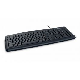 Microsoft Wired Keyboard 200 (JWD-00041), černá