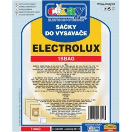 Sáčky 1SBAG do vysavače Electrolux 10 ks