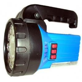 Nabíjecí svítilna halogen, 9x LED, úsp. zářivka,230V/12Vauto