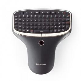 Lenovo Multimedia Remote with Keyboard N5902A USB EN, černá