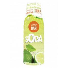 Sirup Limetka 0,5l pro Limobar