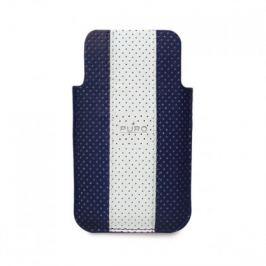 Puro obal pro iPhone 4/4s, tm. modrá