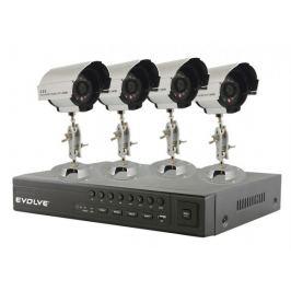EVOLVEO Detective S4C, DVR bezpečnostní monitorovací systém