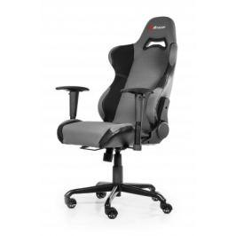 AROZZI herní židle TORRETTA/ černošedá