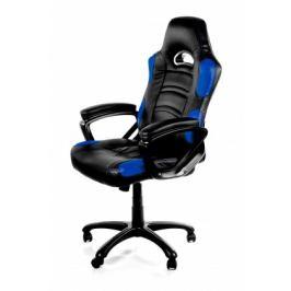 AROZZI herní židle ENZO/ černomodrá