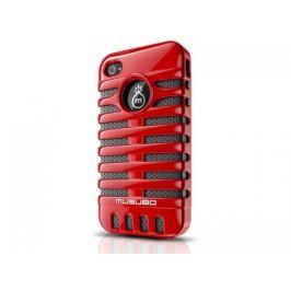 Musubo Elvis Apple gelskin pro iPhone 4/4S, červená