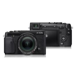 Fujifilm X-E2s black + objektiv XF 18-55mm