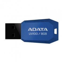 ADATA UV100 8GB, modrý
