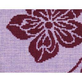 Emba Roh levý (homestyle viola aubergine 131204/dub bianco nohy)