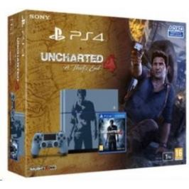 PlayStation 4 1TB Uncharted 4: A Thief's End PS719802655