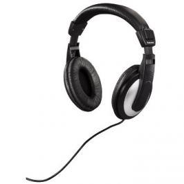 Sluchátka HK-3032 k TV, uzavřená, černá/stříbrná
