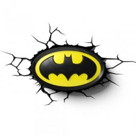 3D LIGHT FX světlo 3D Batman Logo