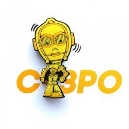 3D LIGHT FX světlo 3D Mini EP7 - C-3PO