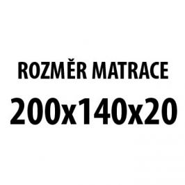 Medical - Matrace (200x140x23)