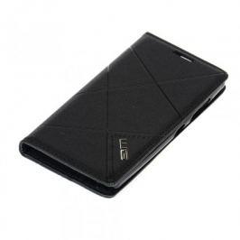 Winner Group Pouzdro Cross flipbook Lenovo Vibe K5, black