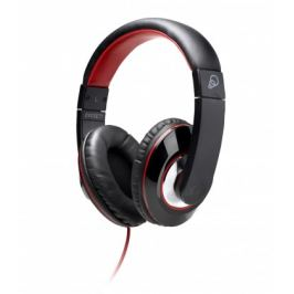 Cygnett Headphones Black and Red for iPod, iPad and MP3 players