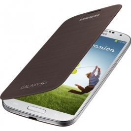 Samsung flip pouzdro pro Samsung Galaxy S4, hnědá