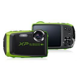 Fujifilm FinePix XP90,lime