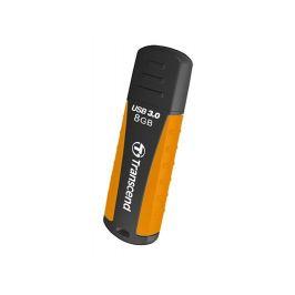 Transcend JetFlash 810 8GB oranžový
